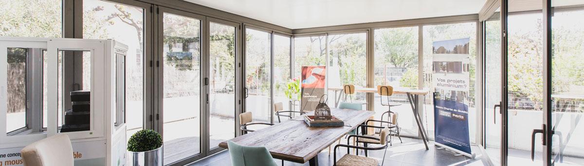 verandaliste fabricant installateur de v randas sam v randas. Black Bedroom Furniture Sets. Home Design Ideas